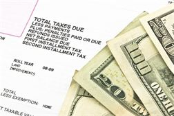 Link to Will County Tax Payment page