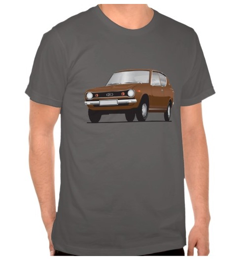Datsun Cherry 100A t-shirt