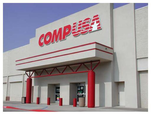 Eletronic Stores Orlando - Compusa