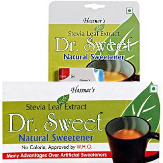 Natural Sweetening Agents - Dietkart