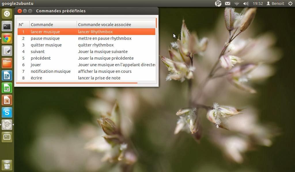 Controla Ubuntu con tu voz, comandos por voz ubuntu,