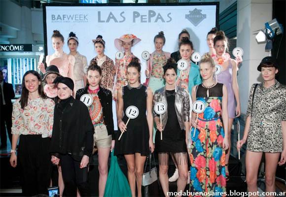 Bafweek primavera verano 2013. Blog de moda Argentina. Moda Buenos Aires.