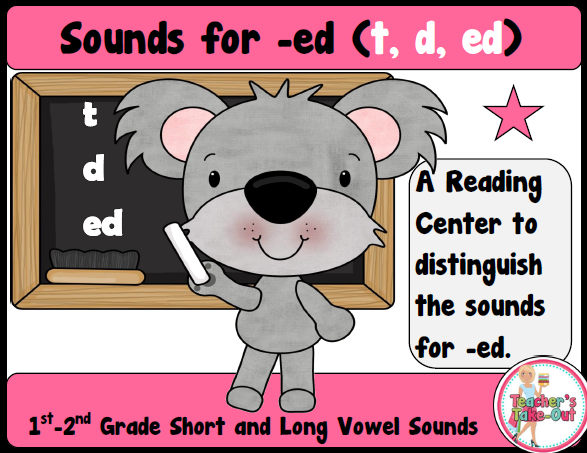 Freebie! Sound for _ed