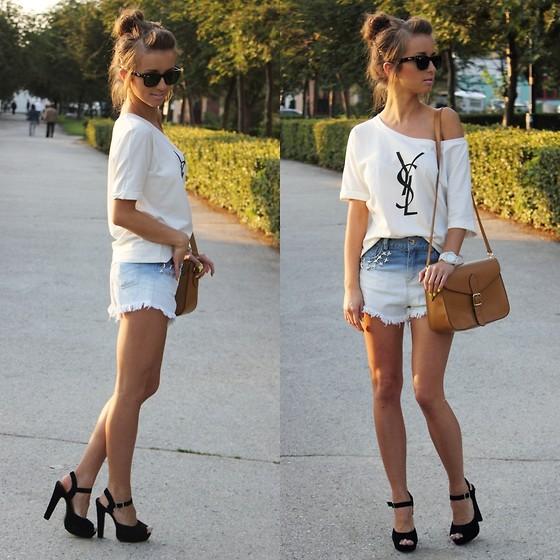 Модные луки на лето подростки