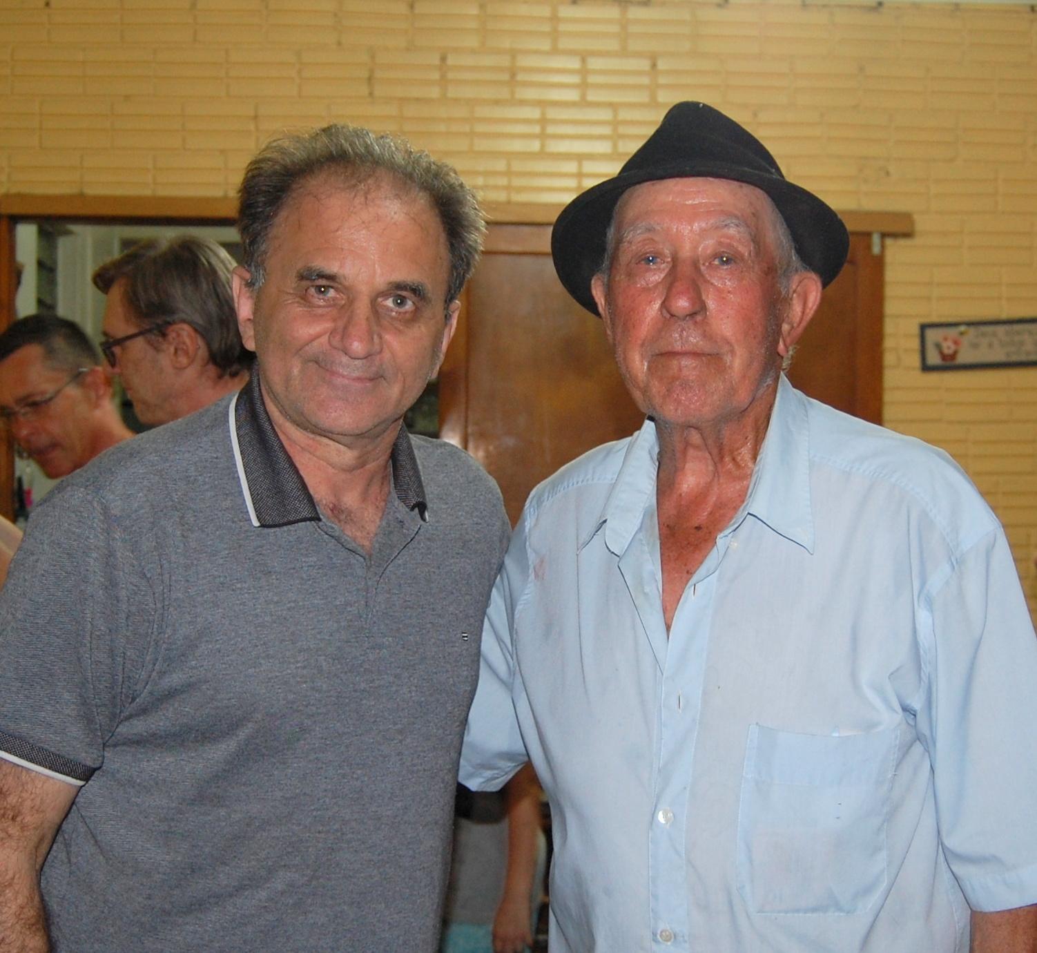 Airton Engster dos Santos e Hélio Horn