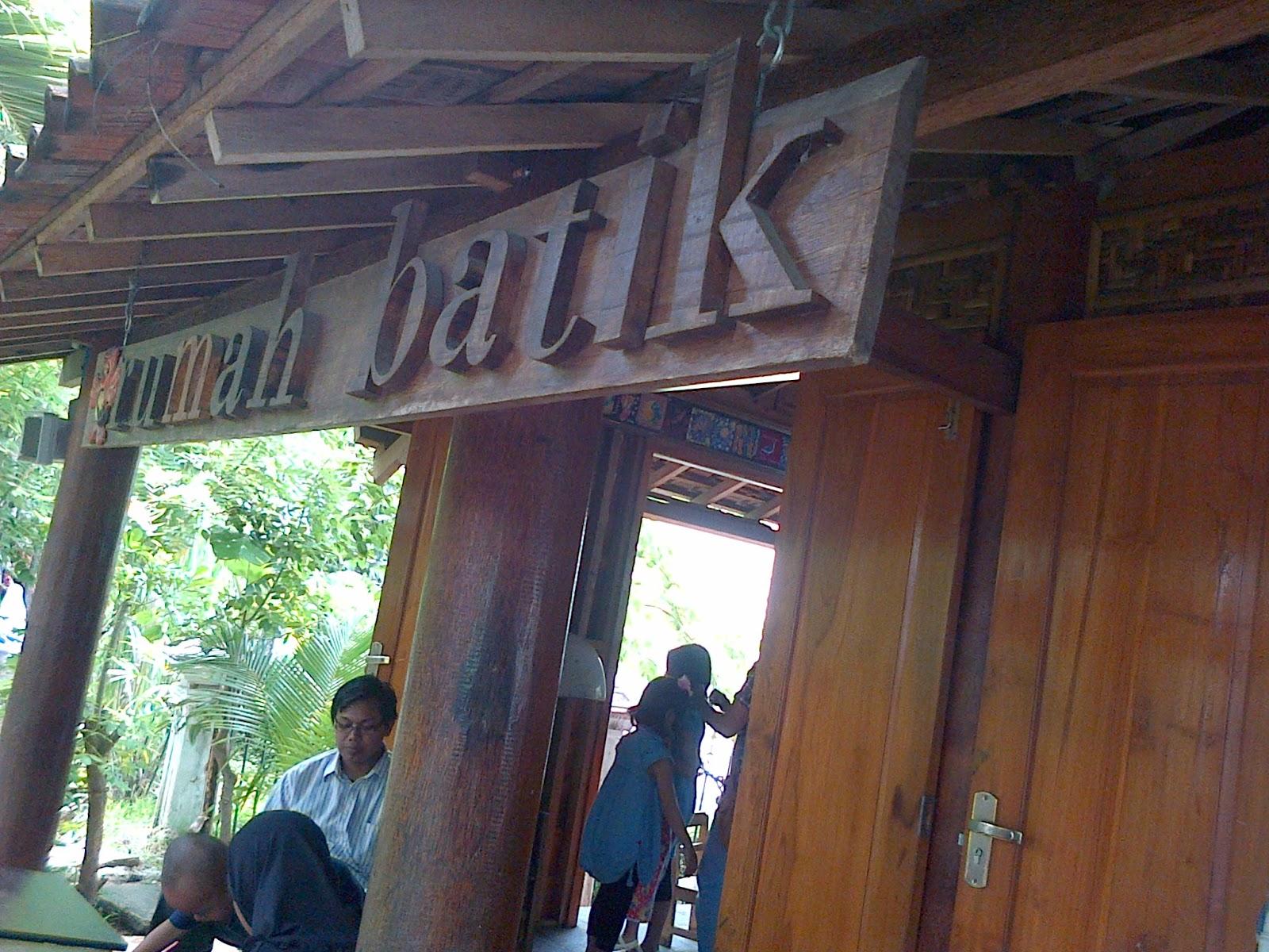 Rekreasi Sambil Belajar di Rumah Batik Taman Pintar | Joogja Circles