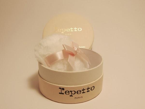 repetto fragrance body puff