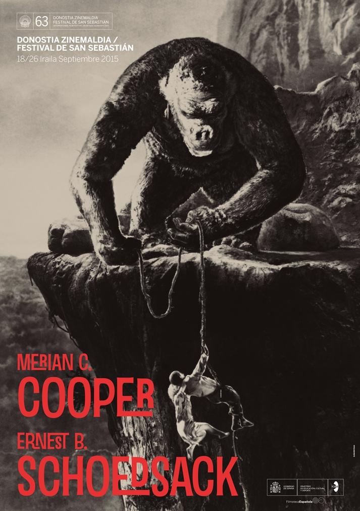Retrospectiva dedicada a Merian C. Cooper y Ernest B. Schoedsack