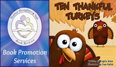 Ten Thankful Turkeys - 25 October