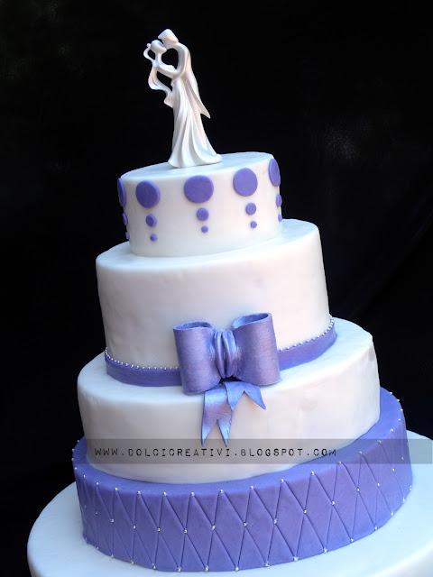 Wedding Cake glicine