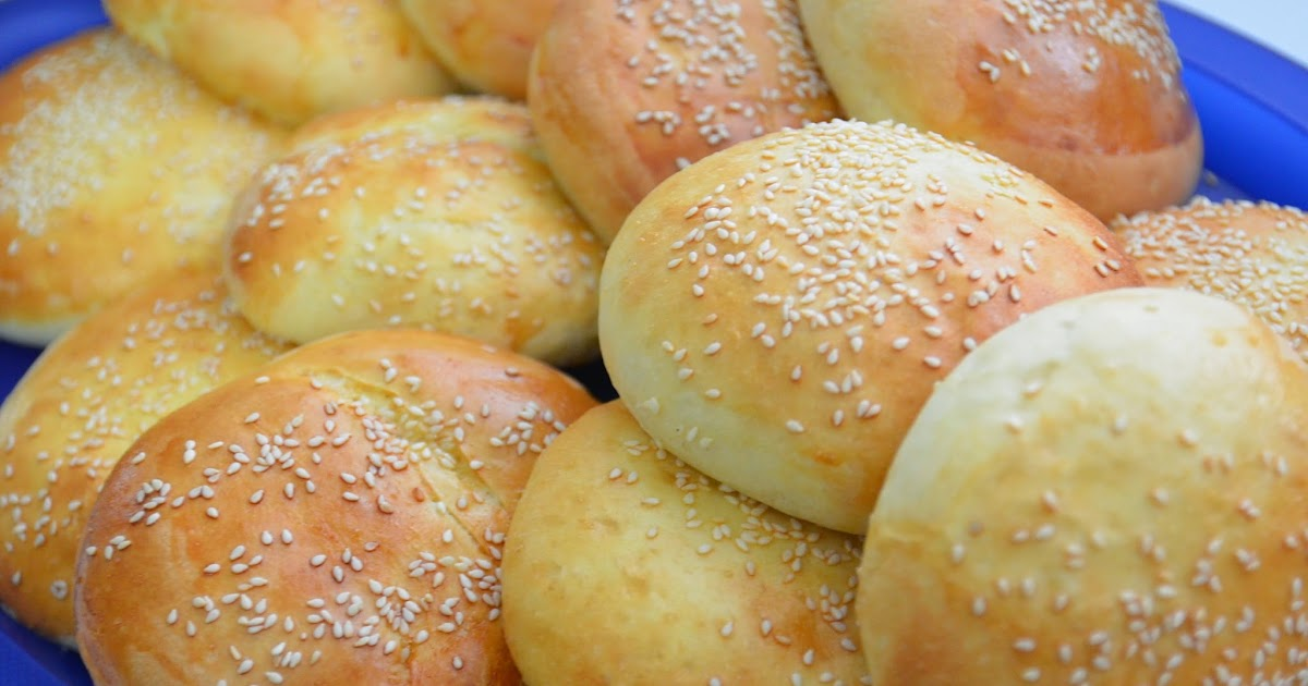 Mondi e sapori hamburger buns pane per hamburger for Cucinare hamburger microonde