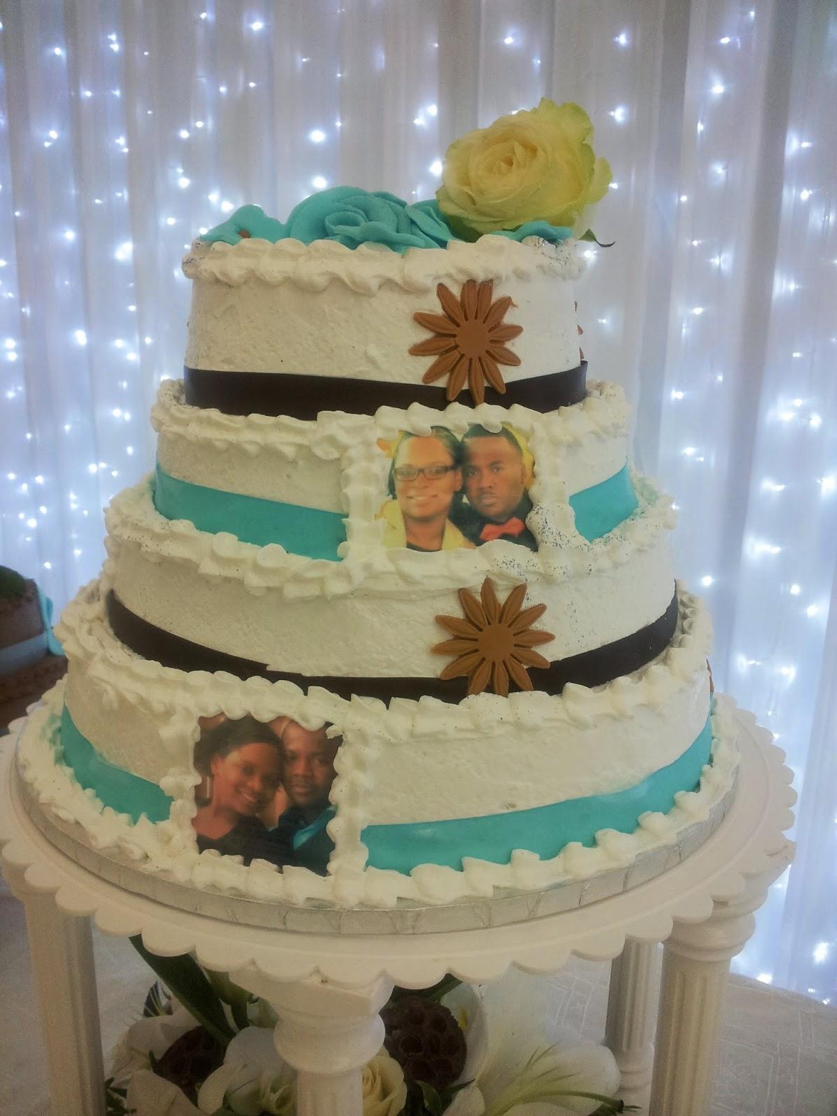 La Pâtisserie de Brunette: Gâteaux de mariage personnalisés