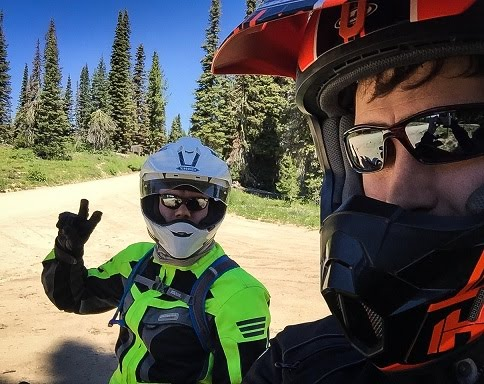 Motorcycling With Family