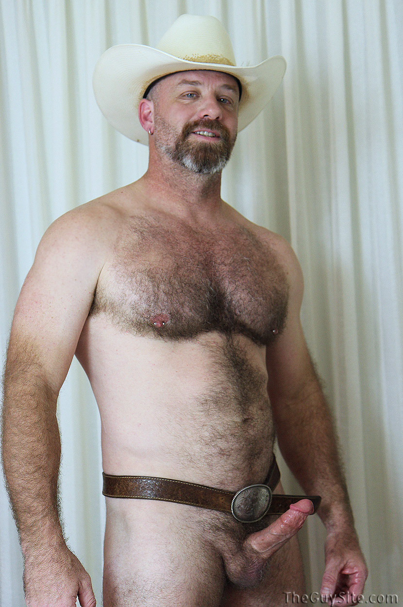 from Maximilian fat gay cowboy