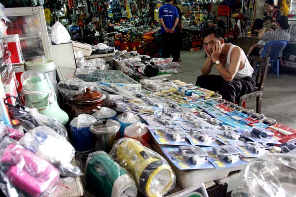 Chợ Sắt - Du lịch Hải Phòng