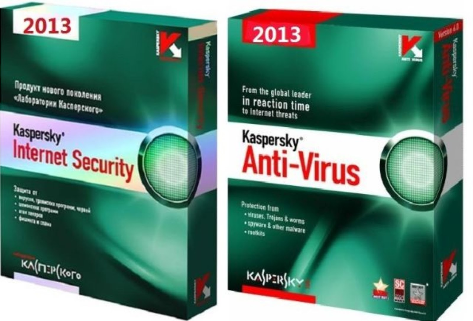 this kaspersky key pack contain 1 kaspersky anti virus kav