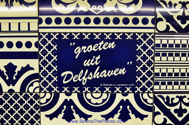 Groeten uit Delfshaven