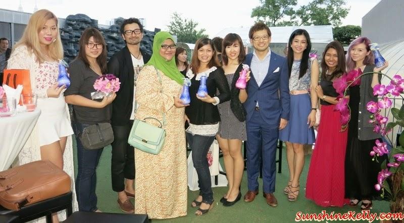 Bene Premium Bluria, Bene Premium Rougeria, MoltoBene in Malaysia, MoltoBene, Hair Care, Japan Hair Product, zebra square, moltobene malaysia launch