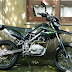 Modifikasi Kawasaki D Tracker 150 2014