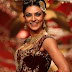 Sushmita Sen walks the ramp for Rohit Bahl  Azva bridal jewellery celebration