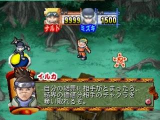 game gratis Naruto Shinobi no Sato no Jintori Kassen