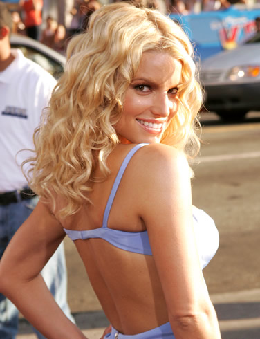 Jessica Simpson hot wallpapers