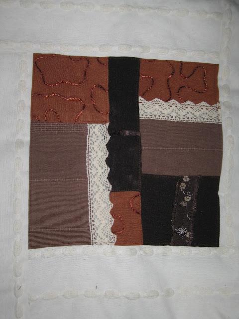 poduszka patchworkowa