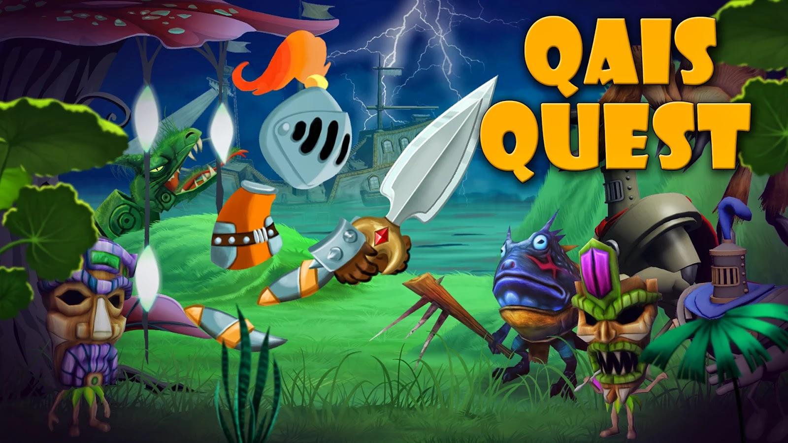Qais Quest v1.0