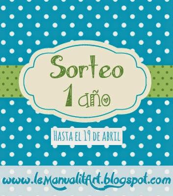 ♥ Sorteo Cumpleblog