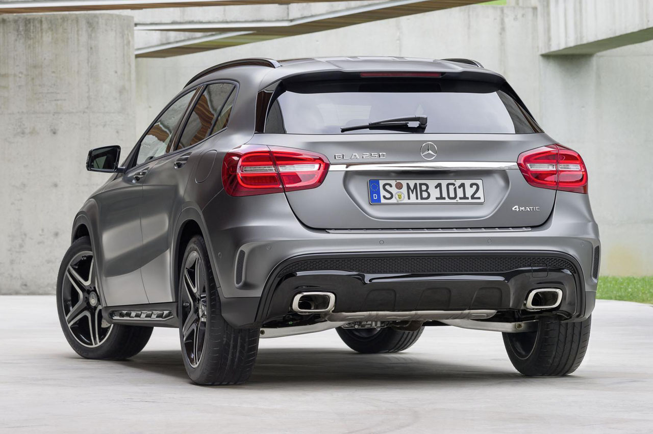 2014 mercedes benz gla compact suv Car Tuning