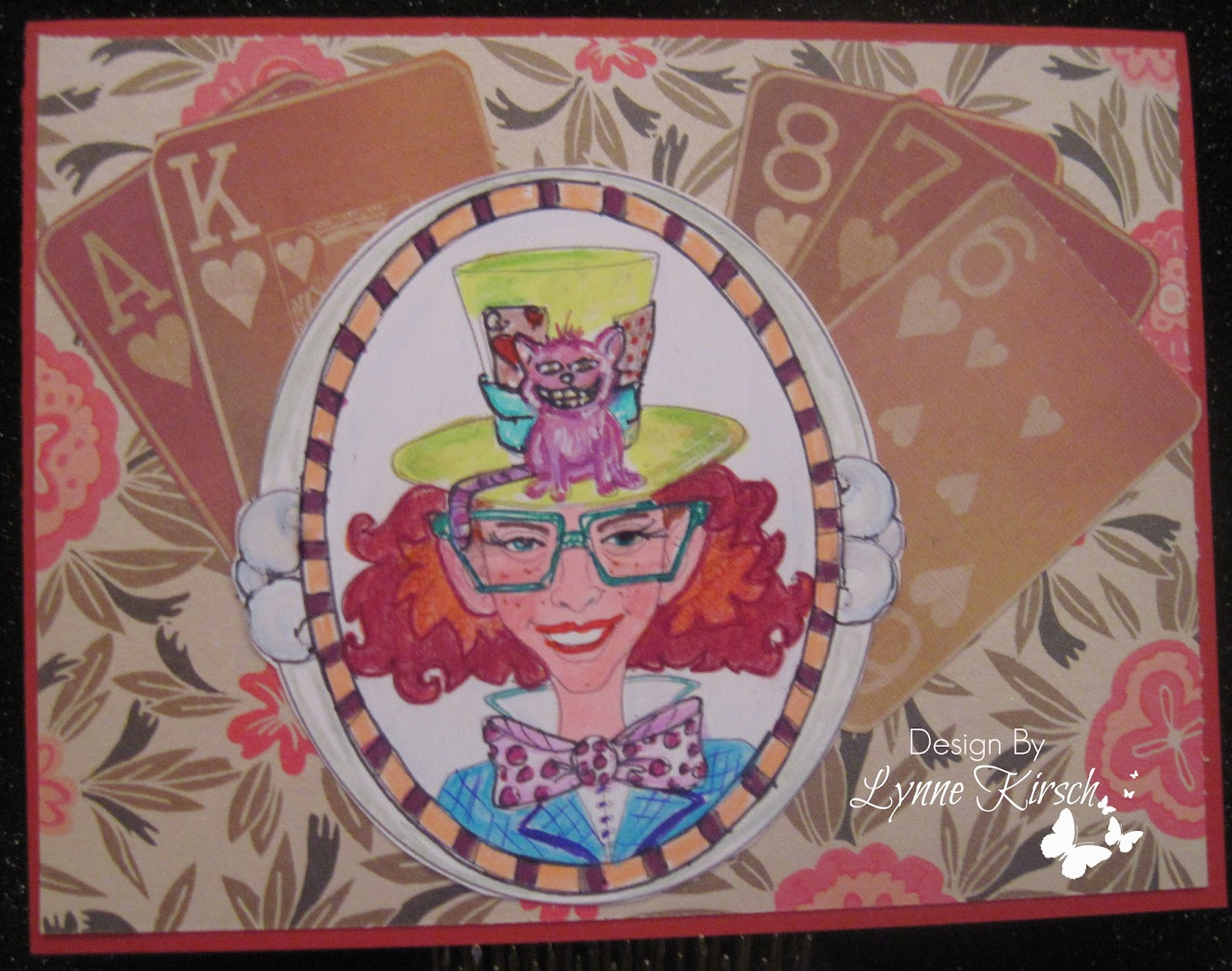 Her Craftiness Dear Friend With The Mad Hatter For A New