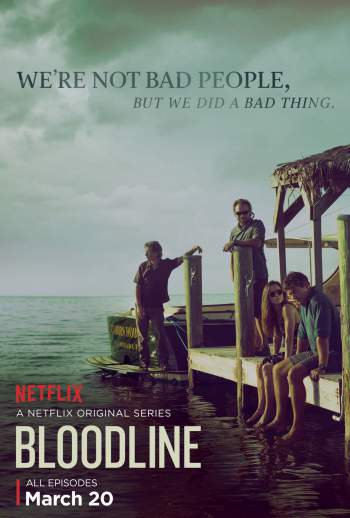 Bloodline 1ª Temporada Torrent - WEBRip 720p Dual Áudio