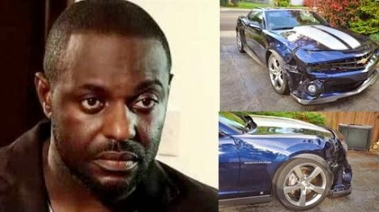 jim iyke car accident ghana
