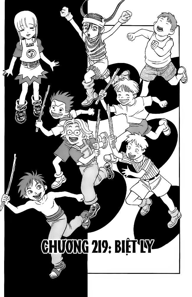 Vua Trên Biển – Coco Full Ahead chap 219 Trang 2 - Mangak.info