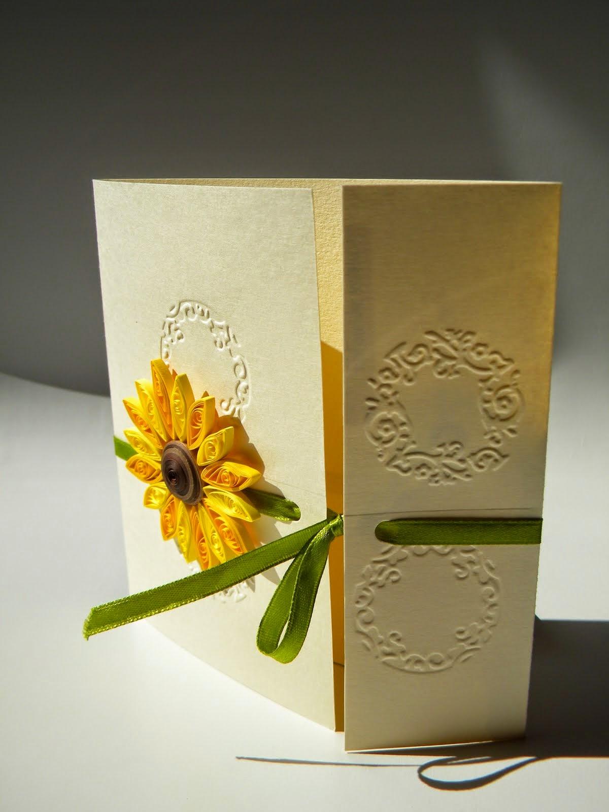 Sunflower Wedding Invitations | Wedding Stuff Ideas