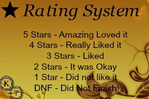 KT Book Reviews Rating System