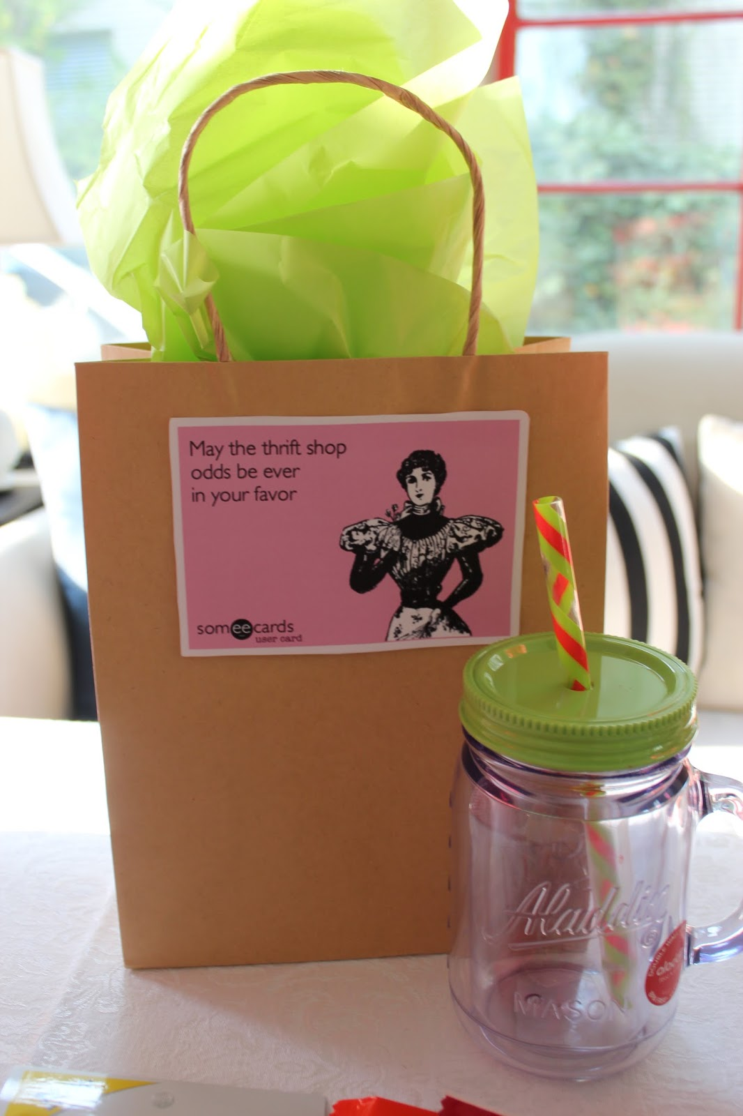 Up Party Favor Goody Bags