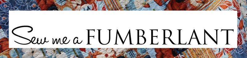 Sew me a fumberlant
