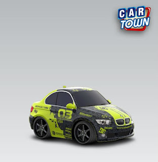 BMW 335i Coupe 2008 DC Shoes