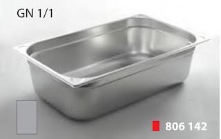 Accesorii pentru Dotari HoReCa, Tavi GN 1/1 Inox, Cuve GN1/1 Inox, Vaschete Gastronorm GN 1/1 Inox, Recipiente Inox pentru Bucatarii Profesionale