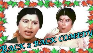 Thai Maasam Poovaasam Comedy : Kovai Sarala, And S. S. Chandran, Back 2 Back Comedy