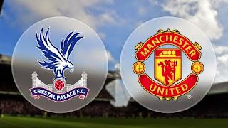 SCTV Siarkan Langsung Crystal Palace Vs Manchester United