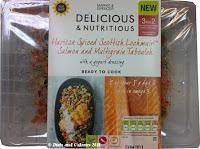 M&S Delicious & Nutritious Harissa Spiced Scottish salmon