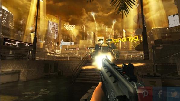 Deus Ex: The Fall v0.0.32 Apk Mod Unlimited