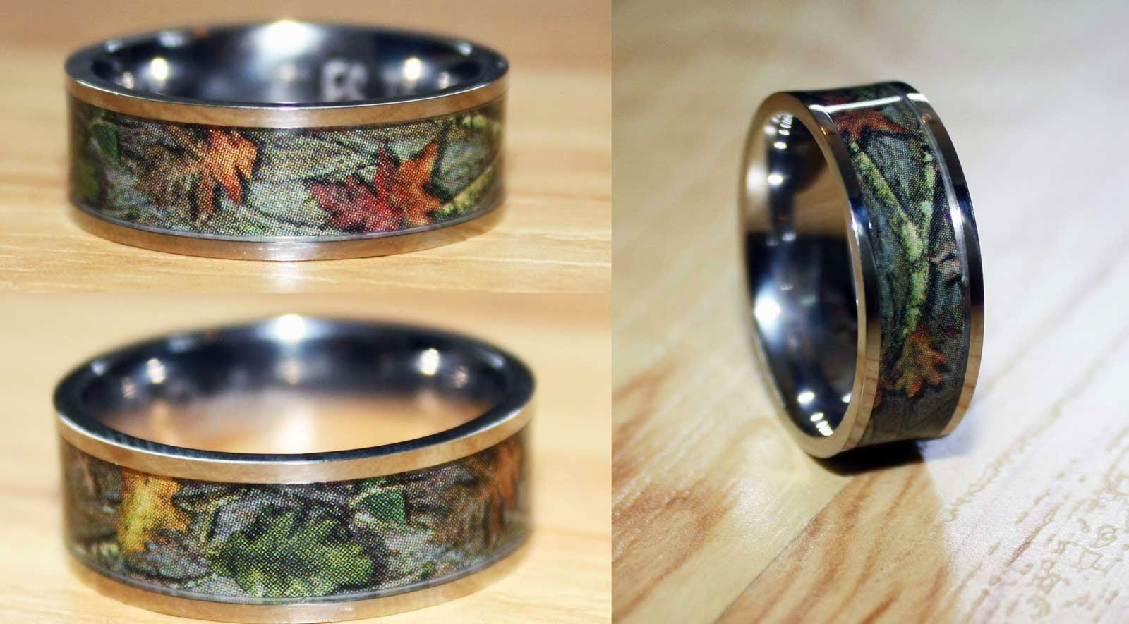 Camouflage Wedding Rings Mens Photo HD Concepts Ideas