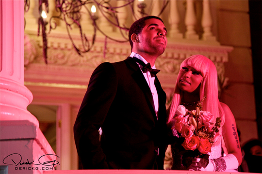 Nicki Minaj Moment 4 Life Video Shoot. Photo nicki minaj moment 4