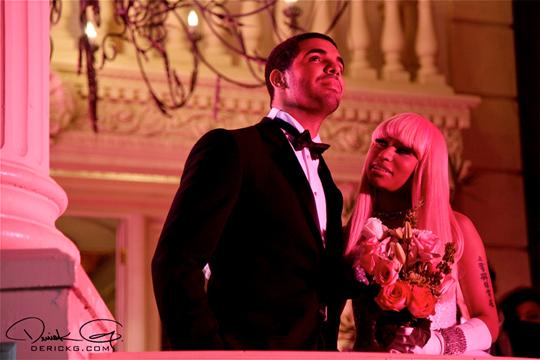 Nicki Minaj Moment 4 Life Video Shoot. Photo nicki minaj moment 4