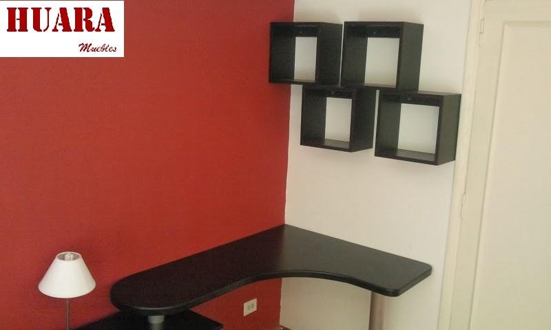 huara muebles MUEBLES EN MDF LAQUEADOS
