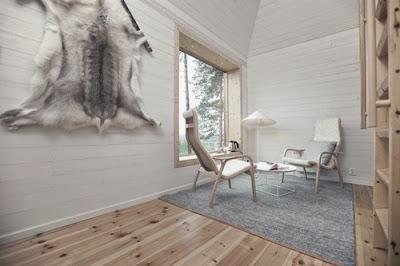 Design - tree hotel