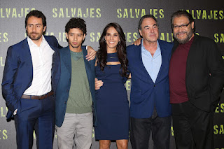 Película Salvajes de Oliver Stone